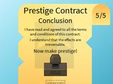 Prestige Ranks