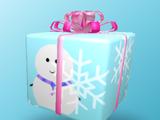 Snowy Gift