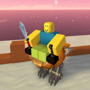 Calabaza Robot