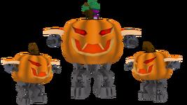 Pumpkinarmyrender