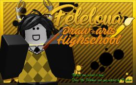 FelelouaDrawArtsPoster