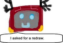 Bad Drawing 13 Redraw