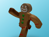 Gingerbread Minion