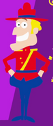 Dudley Do Right Flat 2D