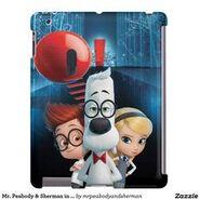 Mr. Peabody and Sherman 8393993