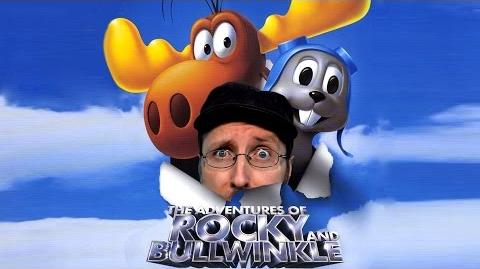 Adventures of Rocky and Bullwinkle - Nostalgia Critic