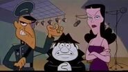 Rocky and Bullwinkle Movie - Fearless Leader Boris and Natasha Escapes