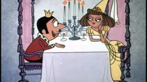 Fractured Fairy Tales -- Cinderella