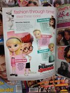Mr. Peabody and Sherman magazene page