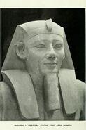 Statue Senusret I Petrie