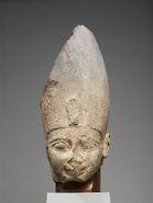 Head of Ahmose I MET DP140854