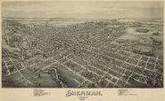 Sherman, Texas in 1891