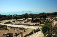 Tunisie Carthage Ruines 08