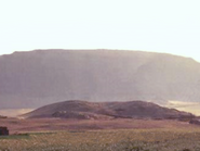 Pyramid of Ahmose, Abydos, 1998