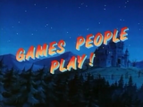 Games People Play!