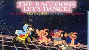 The Raccoons - Animals (Instrumental) (Let's Dance! 1984)