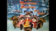 The Christmas Raccoons (LP)