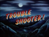 Trouble Shooter!