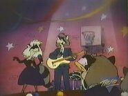 Raccoon band