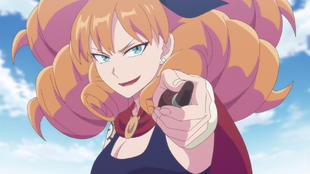Angry Melie