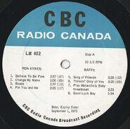 CBCRadioCanadaBroadcastRecordinglabel1