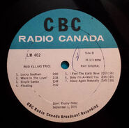 CBCRadioCanadaBroadcastRecordinglabel2