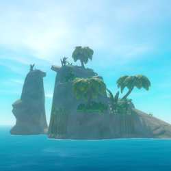 Small Tropical Islands