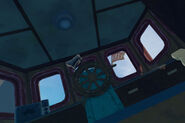 Остров капитанов штурвал