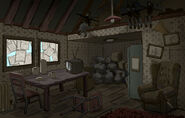Дом с куклами на Острове Бальбоа