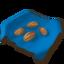 Синее семечко