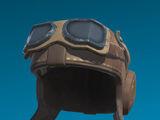 Шлем пилота