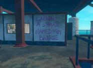 Радиовышка сообщение об акуле по имени Брюс