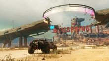 RAGE2 Welcome to Wellspring