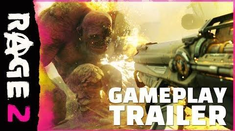 RAGE 2 – Offizieller Gameplay-Trailer