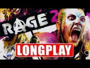 Rage 2 - Full Game Walkthrough Longplay Playthrough Part 1 Gameplay PS4 Pro
