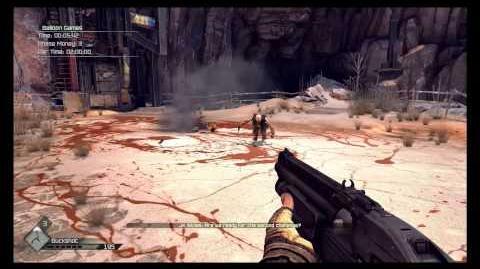 Let's Play Rage Scorcher's DLC Part 3 - Mutant Bash Canyon