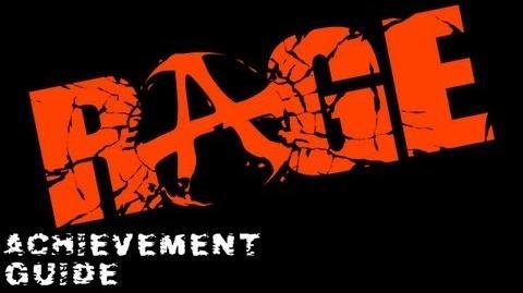 Rage - It's Good Achievement Guide