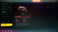 Settler's Pistol RAGE 2