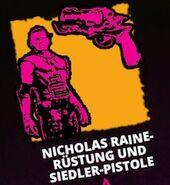 Nicholas Raine Armor
