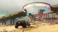 RAGE 2 Welcome to Wellspring