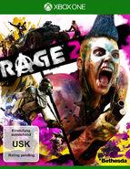 Rage 2 Xbox Boxart
