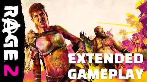 RAGE 2 Eden Assault – Extended Gameplay