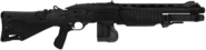 Shotgun Transparent