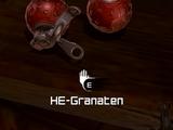 HE-Granate