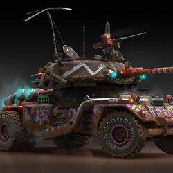 Fahrzeuge (Rage 2)