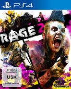 Rage 2 PS4 Boxart