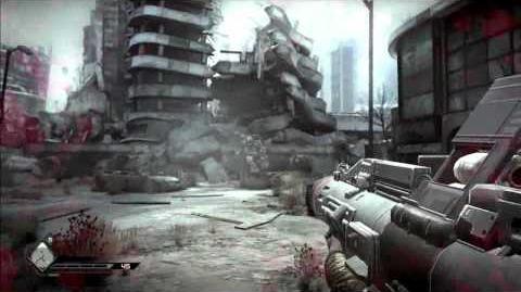 RAGE Dead City Gameplay Trailer