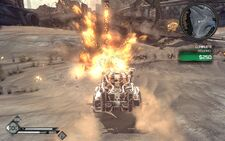 """""""Ashes to Ashes"""" Vehicle Combat event"""
