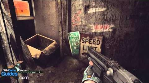 RAGE - LOST Easter Egg Location