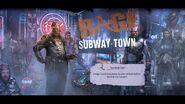 Subway town loading screen